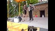 Ваня Христоскова и Лъчезар Урушев - град Брацигово