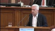 Сидеров иска военния министър да си подаде оставката