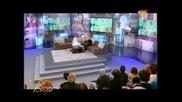 Вихра захвърли булченската си рокля в ефир