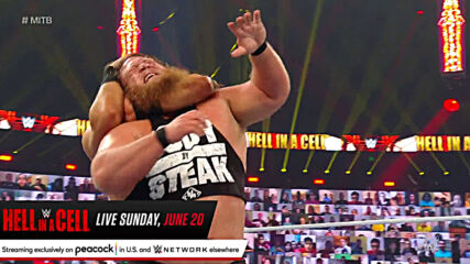 Otis vs. The Miz - Money in the Bank Contract Match: WWE Hell in a Cell 2020 (Full Match)