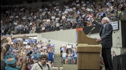 Bernie Sanders Announces $15 Million Fundraising Haul