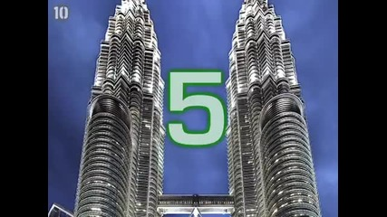 10те най-високи сгради в света