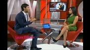 Quique entrevista a Catherine Siachoque y Miguel Varoni