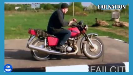Изцепки с мотори - Много смях