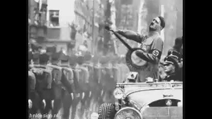 Hitler is a Guitar God
