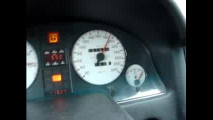 Audi RS2 22сек.0-270км.