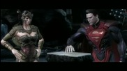 Injustice Gods Among Us Part 6 Chapter 6 Cyborg