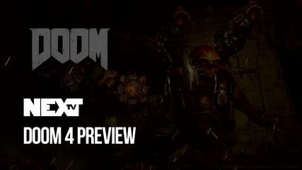 NEXTTV 047: Doom 4 Preview