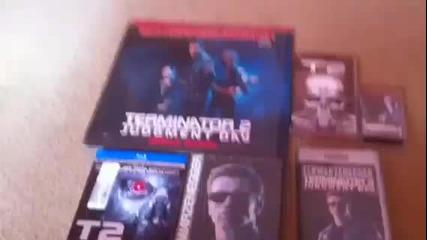 Великият филм Терминатор 2 (1991) на D V D, V H S, Blu - Ray, Laser Disc, Dvhs, Video 8, и Umd Psp