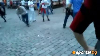 Бой по улиците на Познан