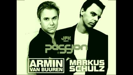 Armin van Buuren feat. Markus Schulz - passion