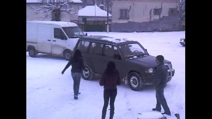 Офроуд - Фантата 21.01.2010 - Мокреш