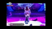 Графа и Юлия Андронова - Еротични танци - Dancing Stars 2