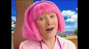 Lazytown - I Cant Move