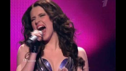 !превод! Maja Keuc - No One( Eurovision 2011)
