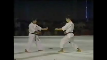 1990 Okinawan Karate ~ Kobudo Festival Demonstrations