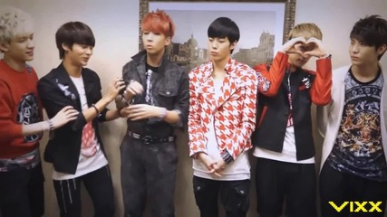 (vixx) (vixx s Seo In Guk Birthday Celebration Video)