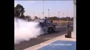 Nissan Skyline R33 Burnout