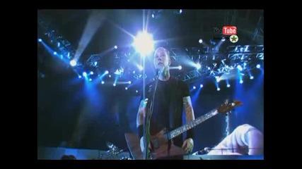 Metallica - Enter sandman live mexico city