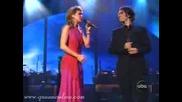 Celine Dion And Josh Groban Live - The Pra