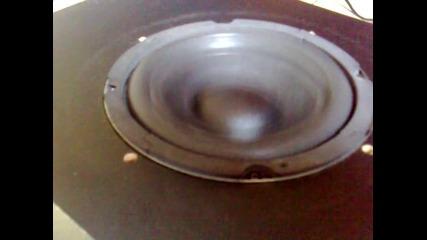 Creative Inspire T7900 bass test