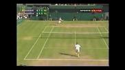 Wimbledon 2004 - Федерер - Родик