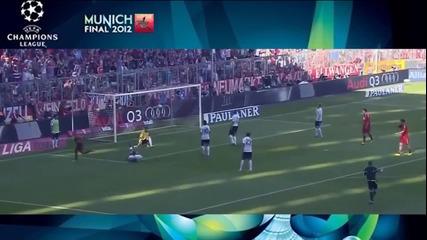 Real madrid Vs. Fc Bayern Cl Halbfinale Hd Trailer 2012