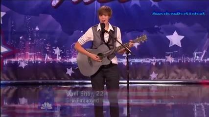 Dany Shade - Americas Got Talent 2011