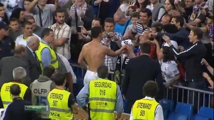 С този жест Роналдо показа,че не е човека за който го мислехте