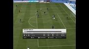 Fifa 12 - Германия : Англия - Странична ножица на Марио Гомес