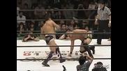 ZERO1 Yuji Nagata vs. Kohei Sato - 30.10.08