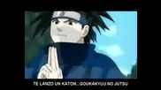 Naruto-Rap Music