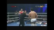 Badr Hari vs Zabit Samedov K1 Final Elimination