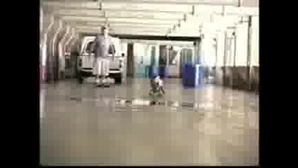 tillman the skateboarding dog