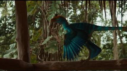 Островът на динозаврите/dinosaur Island-бг.субтитри