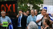 "USA: NYC Greek community rallies for a ""No"" in historic referendum"