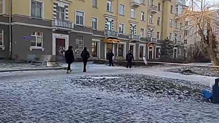 Взрив в сградата на ФСБ на Русия