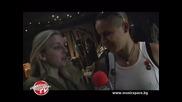 Български фенове на Meet & Greet с Dubioza Kolektiv