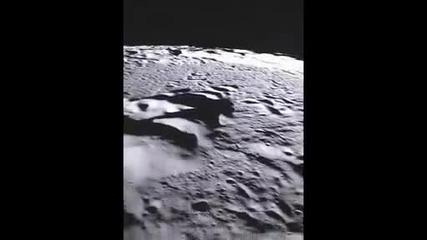 Наса показа какво видяха сондите на Луната преди да се разбият