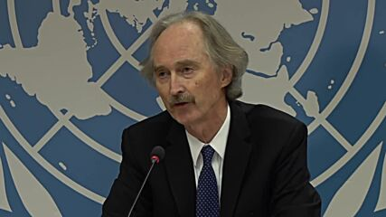 Switzerland: 'Big disappointment' - UN Envoy after Syrian constitutional talks