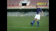 Cristiano Ronaldo Vs Zlatan