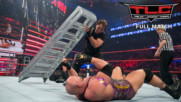 Team Hell No & Ryback vs. The Shield - TLC Match: WWE TLC 2012 (Full Match - WWE Network Exclusive)