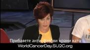 Световен ден за борбата с рака 2012