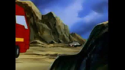 Transformers Generation 1:episode 14