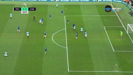 """Голяма """"синя"""" грешка и нов гол за Агуеро"""