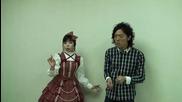 Hikakin and Chihaya Kosugiyama