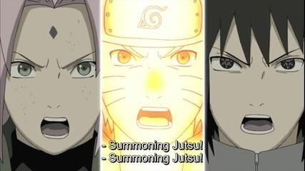 Бг Субс! Naruto Shippuuden 373 - Наруто Шипууден 373