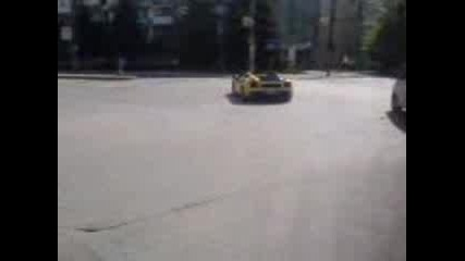 Lamborghini Gallardo На Старта Режи