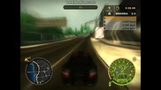 Need For Speed Most Wanted Съзтезание 8
