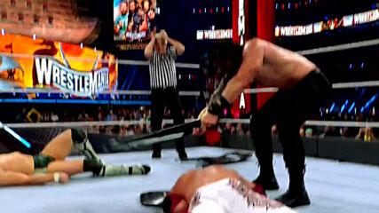 Batista kicks off WrestleMania Backlash with a chilling message: WrestleMania Backlash 2021 (WWE Network Exclusive)